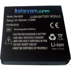 Pax S900 Pos Cihazı Uyumlu Batarya