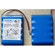 NICD 5xAA500 6V 500mAh Şarj Edilebilir Batarya *