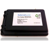 1.3ah Battery For Autec MH0707L NC0707L