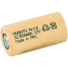Huanyu HSC-1500mah NiCD  Kağıt kaplama Hücre